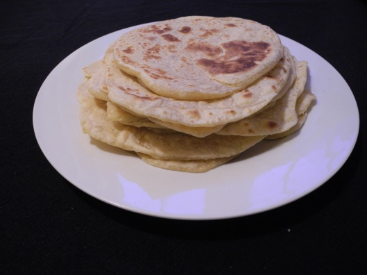 Tortillas are so easy to make